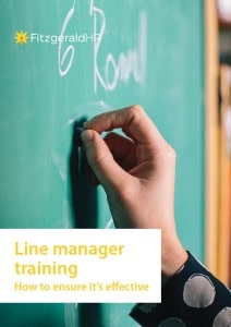 hr guide line manager training