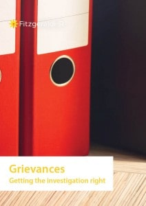hr guide grievance
